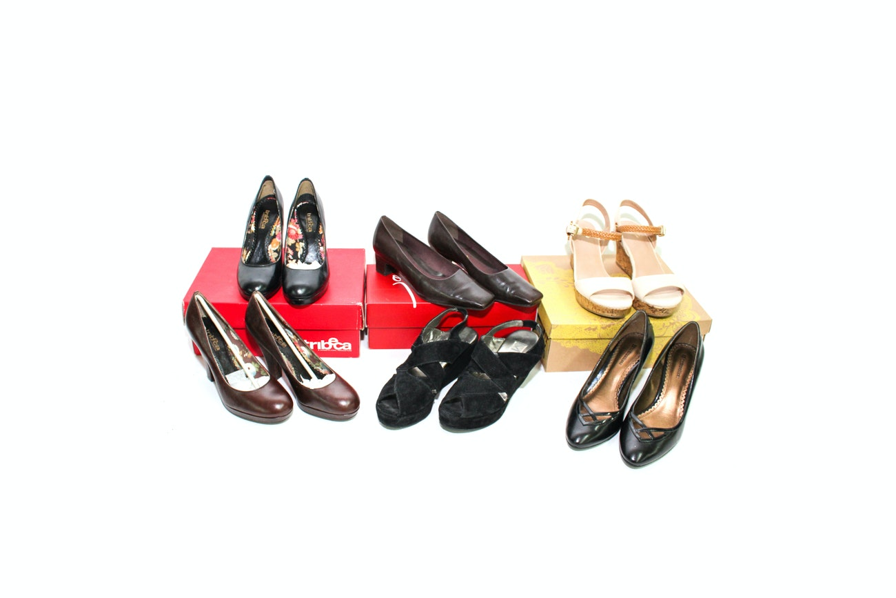 Women's Shoe Collection Featuring Easy Spirit, MIA, and Naturalizer