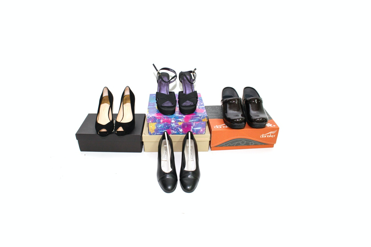 Women's Shoe Collection Featuring Dansko, Cole Haan, and Chinese Laundry