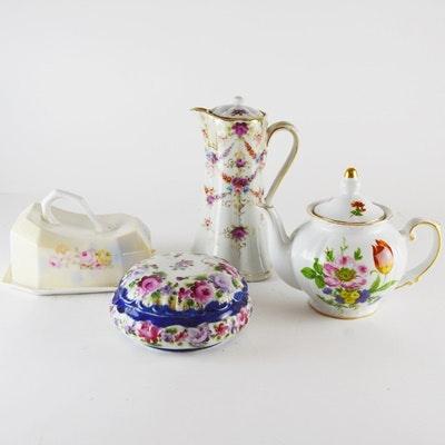 Vintage Porcelain Serving Pieces