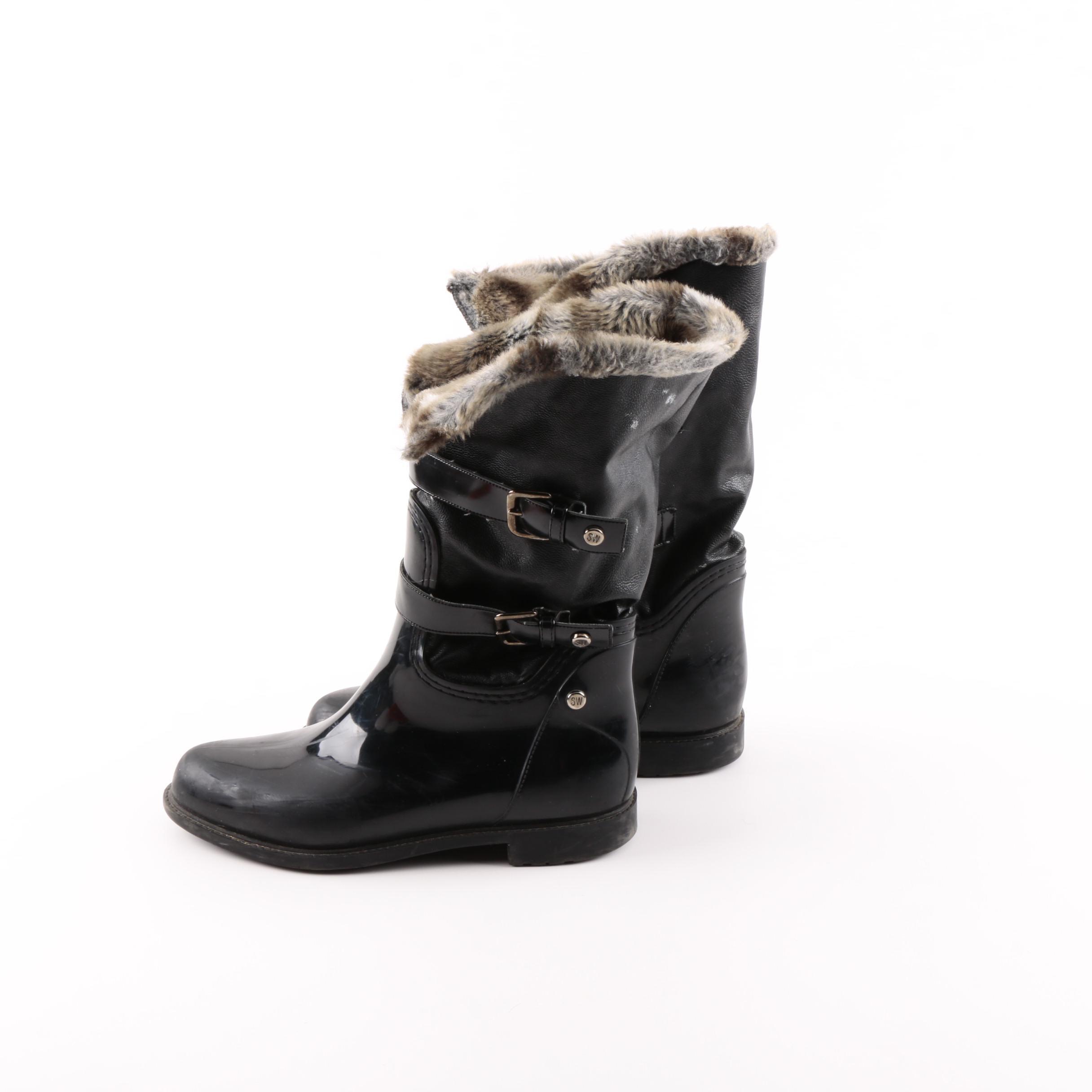 Stuart Weitzman Winter Boots