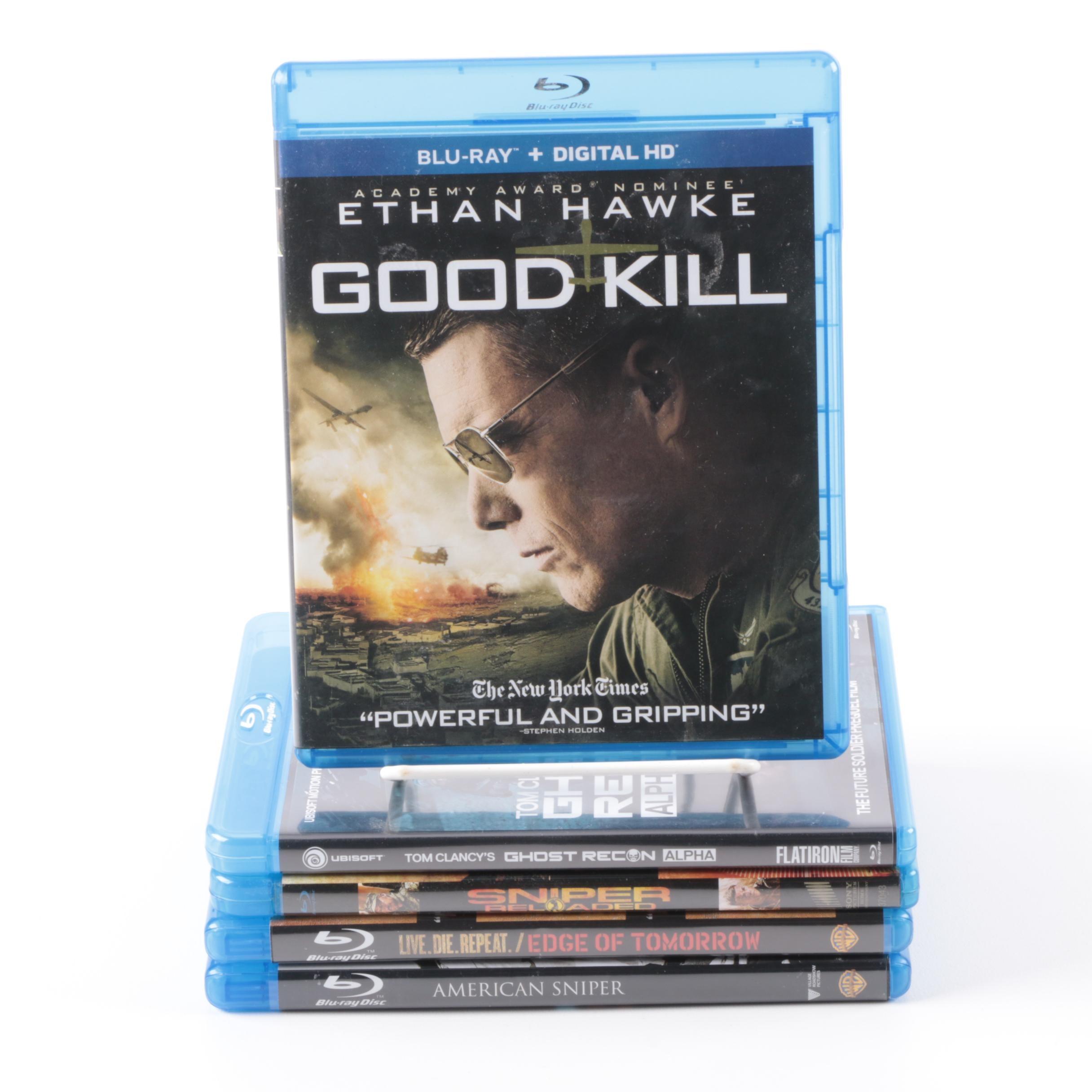 Modern War Films Blu-Ray Collection