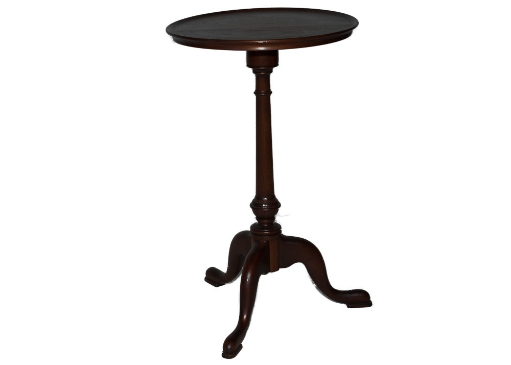 Queen Anne Style Tea Table