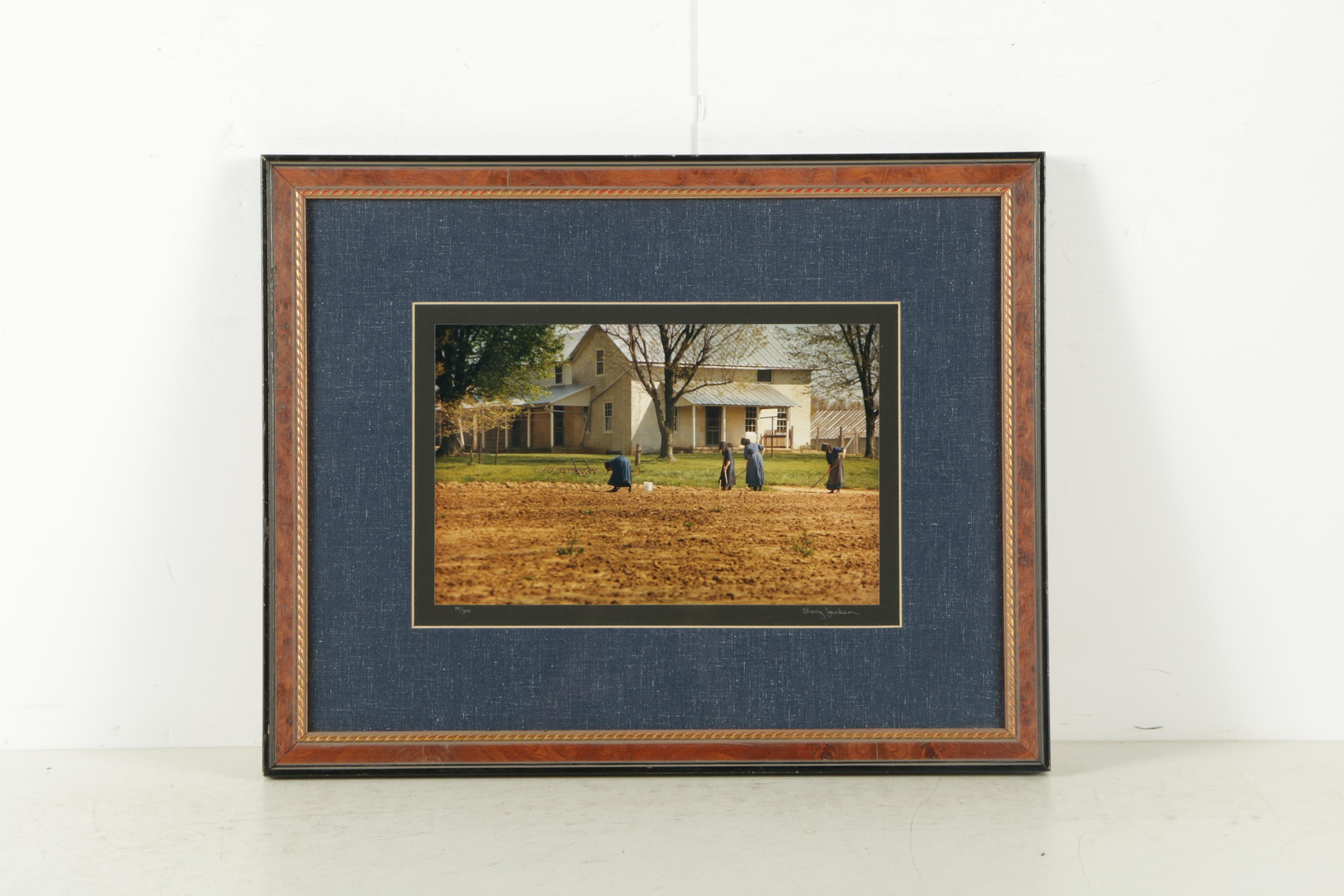 Barry Jackson Limited Edition Digital Color Photographs Of