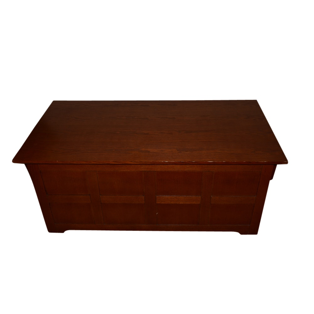 Mission Style Cedar Chest
