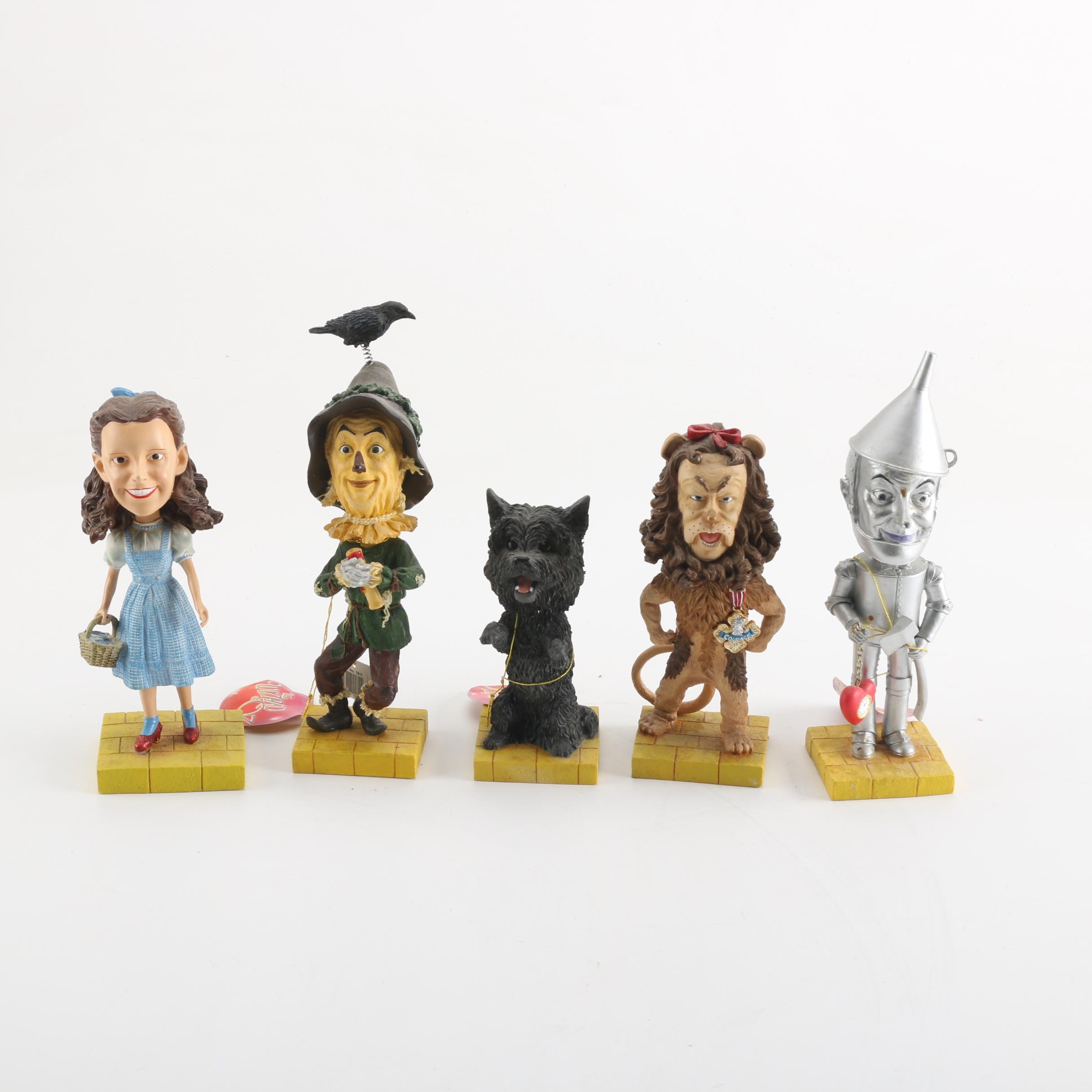 "Westland ""Wizard of Oz"" Bobbleheads"