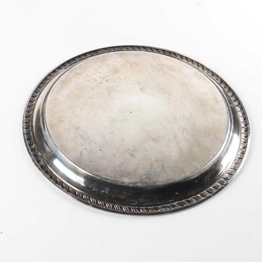 """Wm A Rogers Silver Plate Marks: Wm Rogers & Son """"Spring Flower"""" And Other Silver-Plated"""