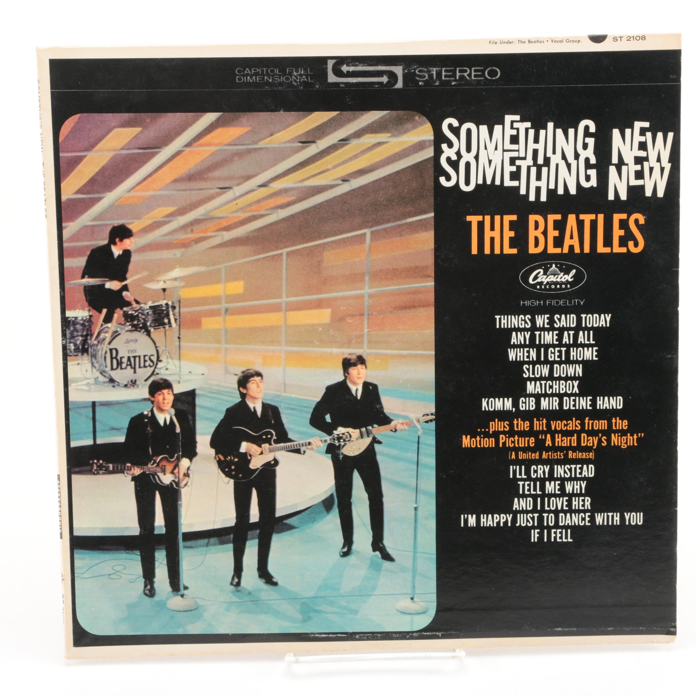 "The Beatles ""Something New"" Winchester Stereo Pressing LP"