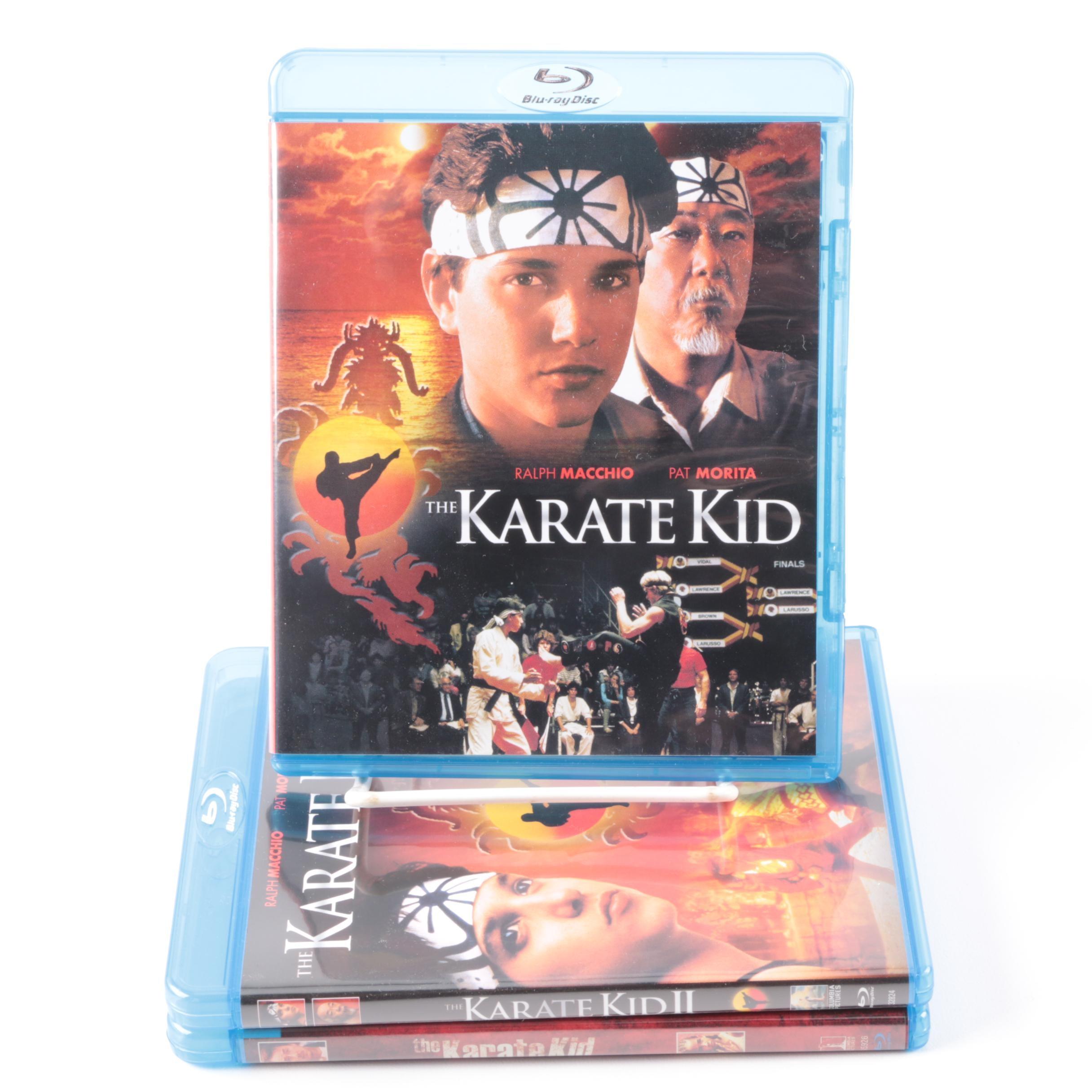 """Karate Kid"" Film Series Blu-ray Collection"