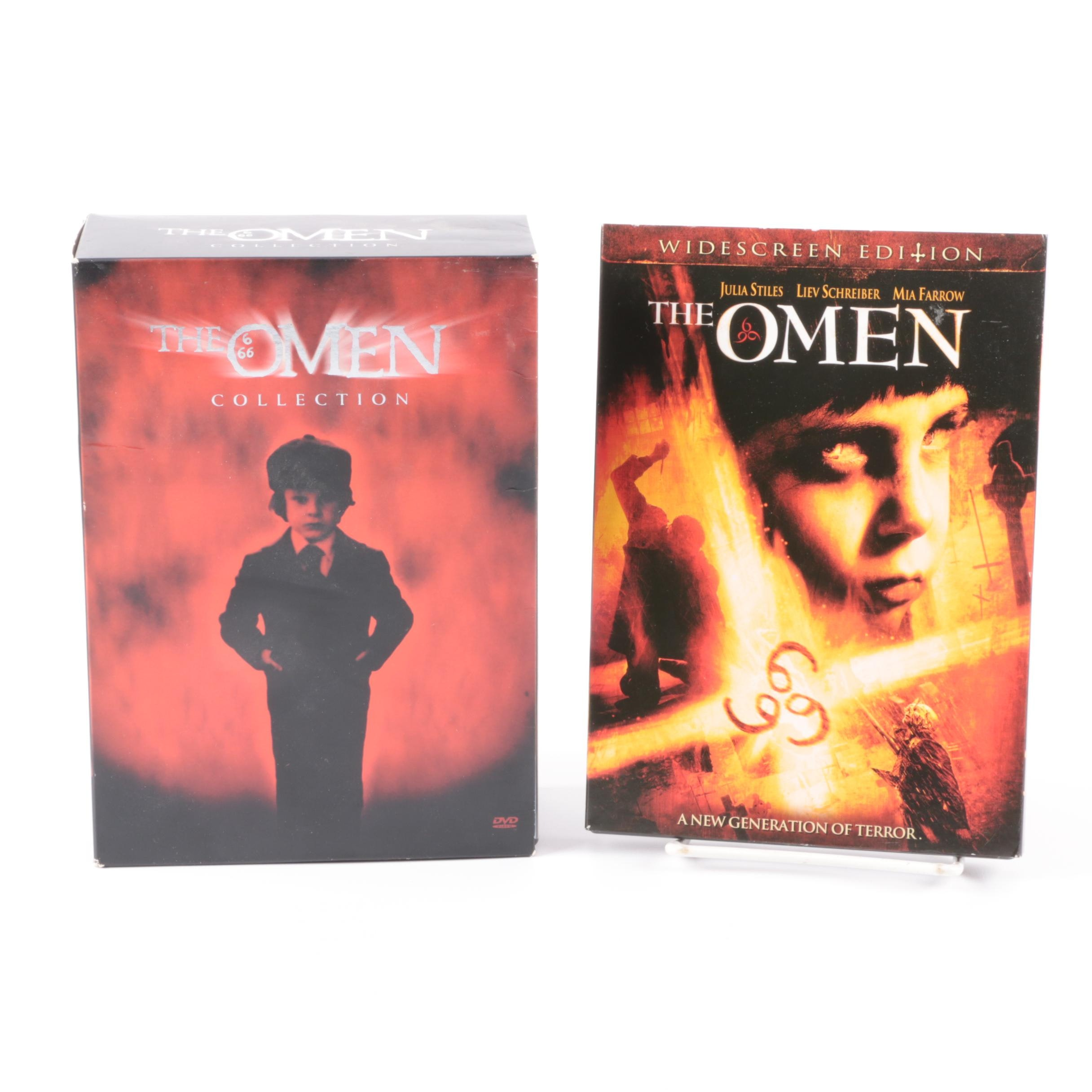 """""""The Omen"""" DVD Collection"""
