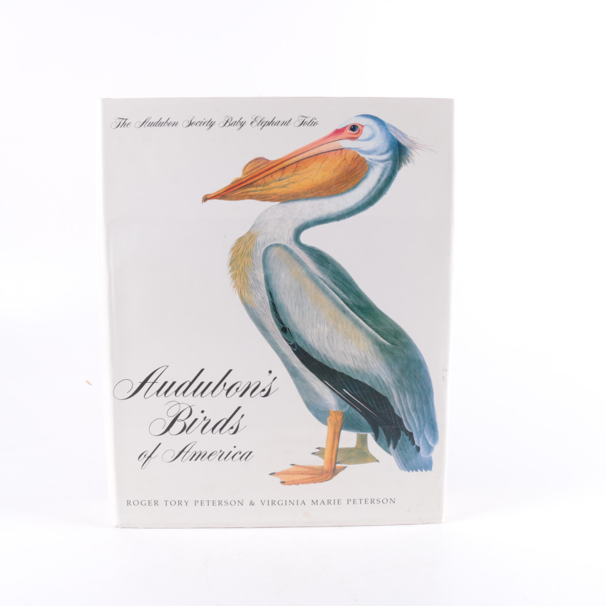 """Audubon's Birds of America"" by Roger Tory Peterson and Virginia Marie Peterson"