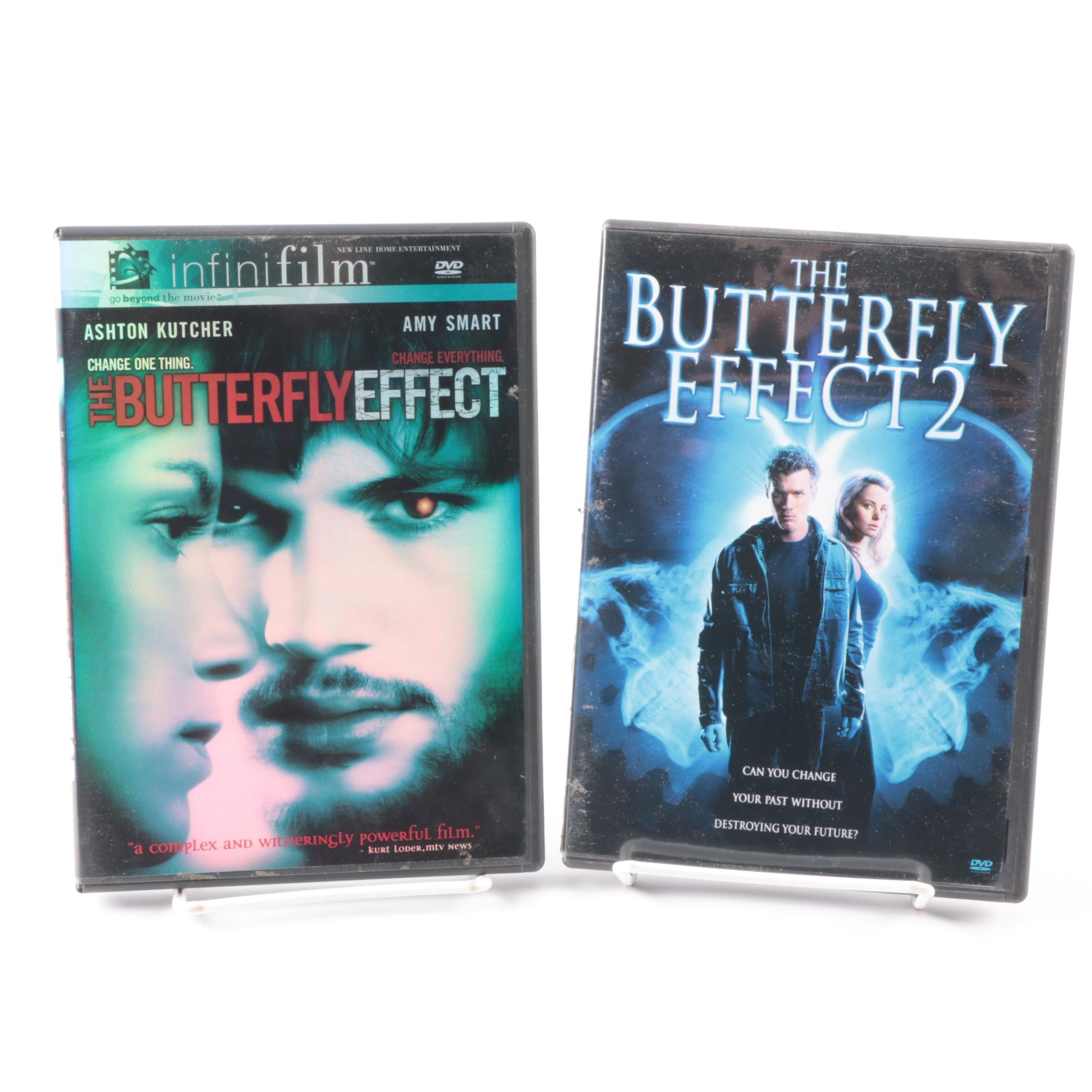 """""""The Butterfly Effect"""" Film Series DVD Collection"""