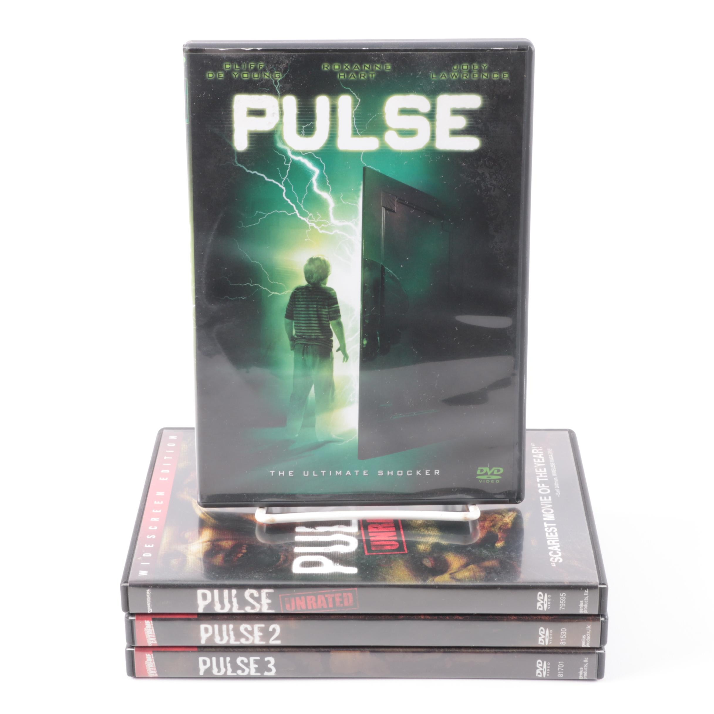 """Pulse"" Film Series DVD Collection"