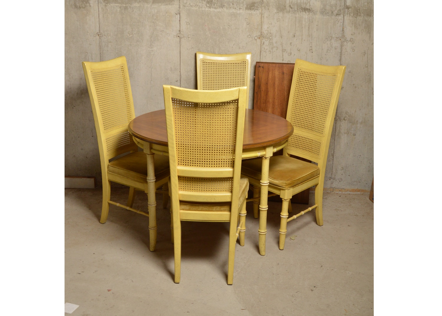 Mid-Century Dining Set from Stanley Furniture