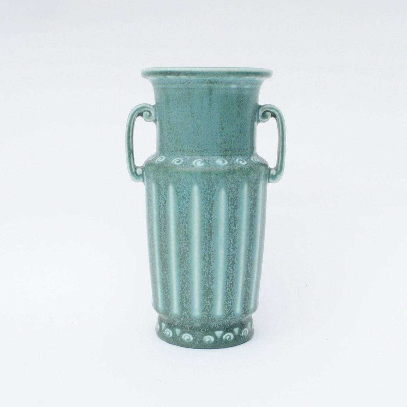 1927 Rookwood Pottery Vellum Vase