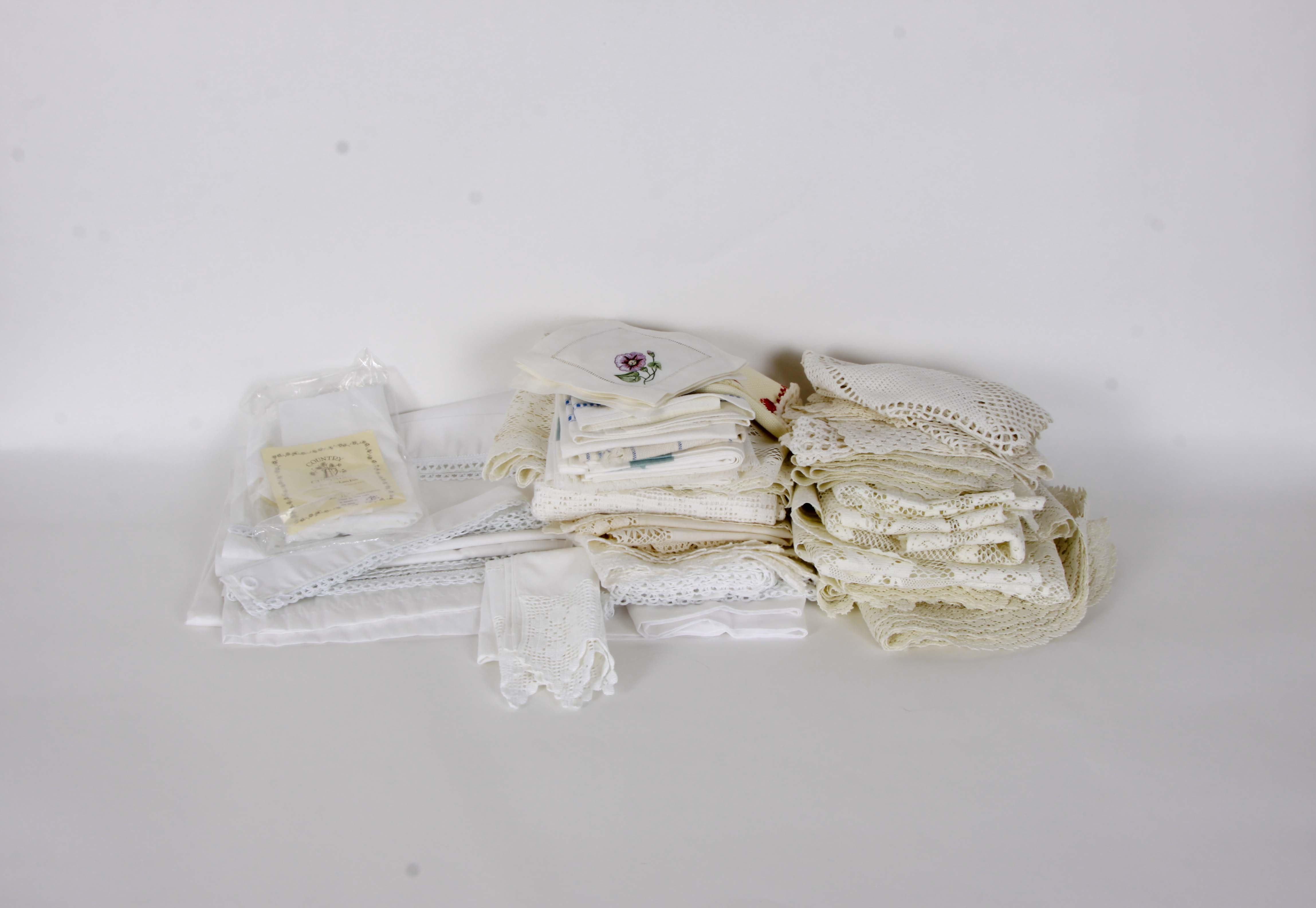 Vintage Linen Assortment