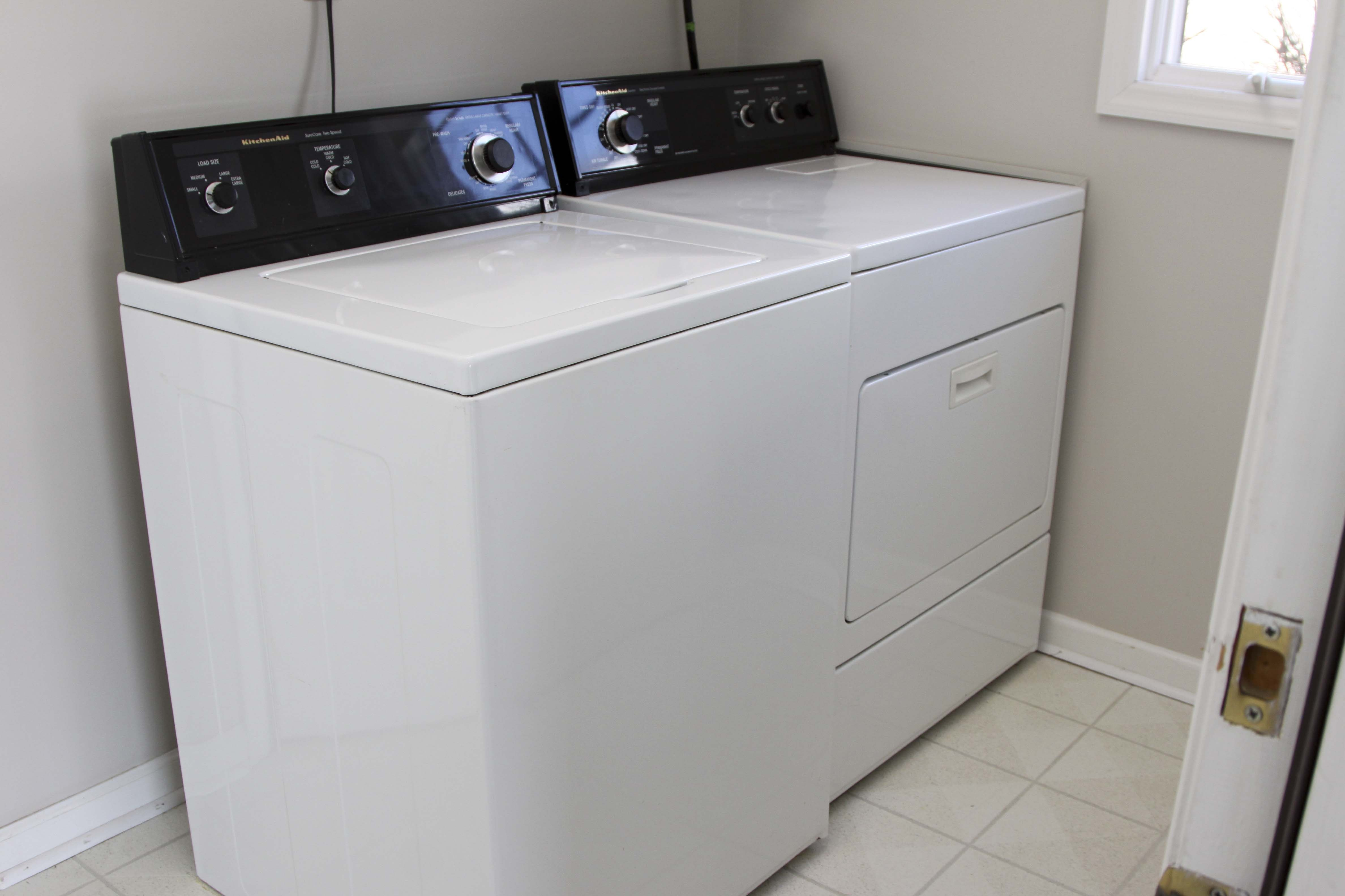Beau KitchenAid Washer And Dryer ...