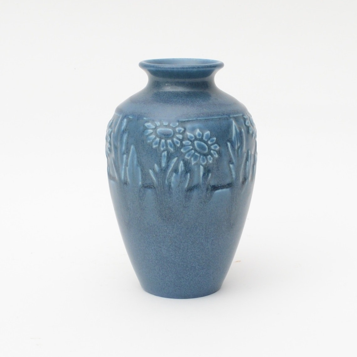 "1928 Rookwood ""Sunflower"" Vase"