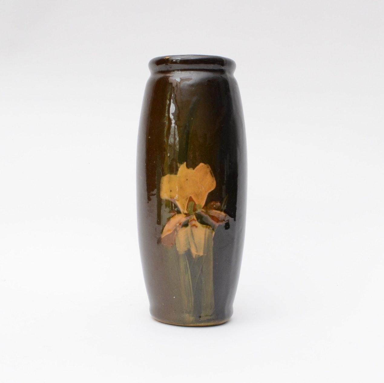 """Weller """"Iris"""" Vase"""