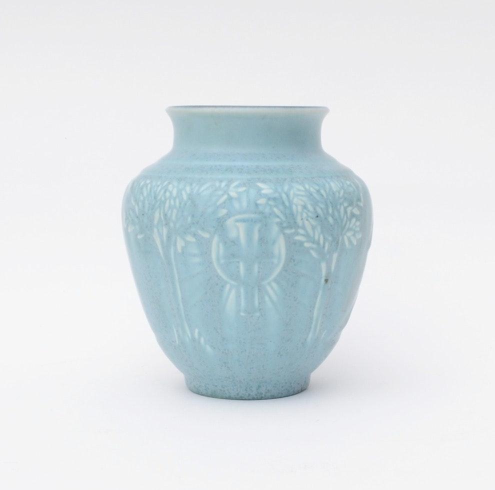 1934 Rookwood Catholic Charities Vase