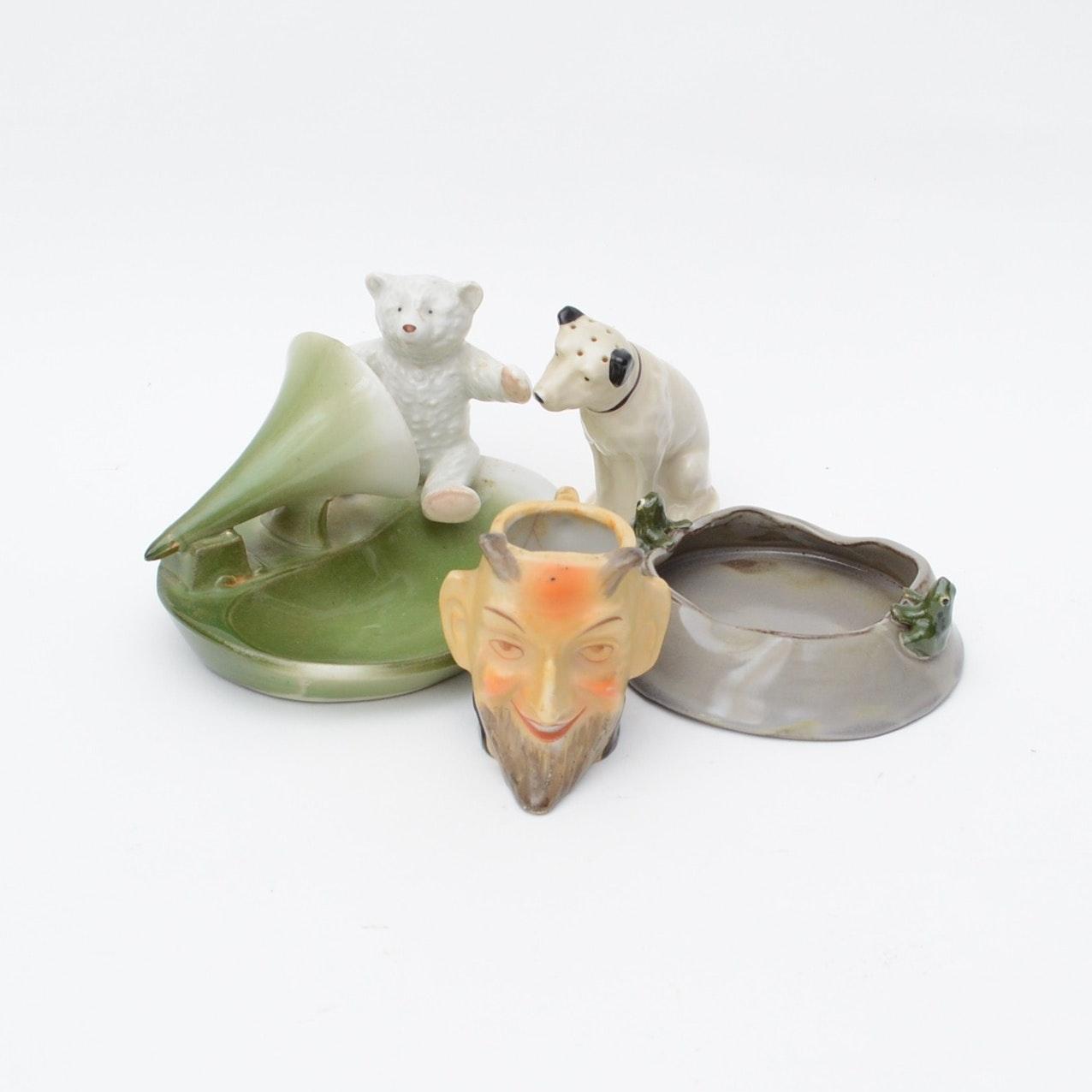 Vintage Ceramic Collectibles