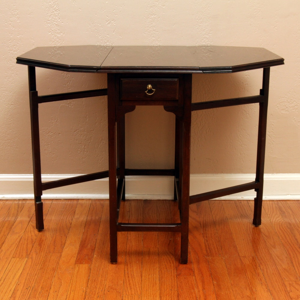 Drop Leaf Table by Ethan Allen