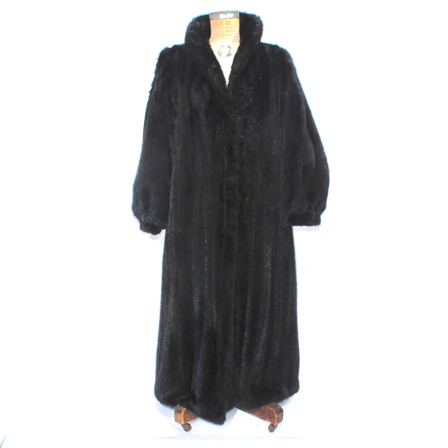Women's Kotsovo's Mink Fur Coat