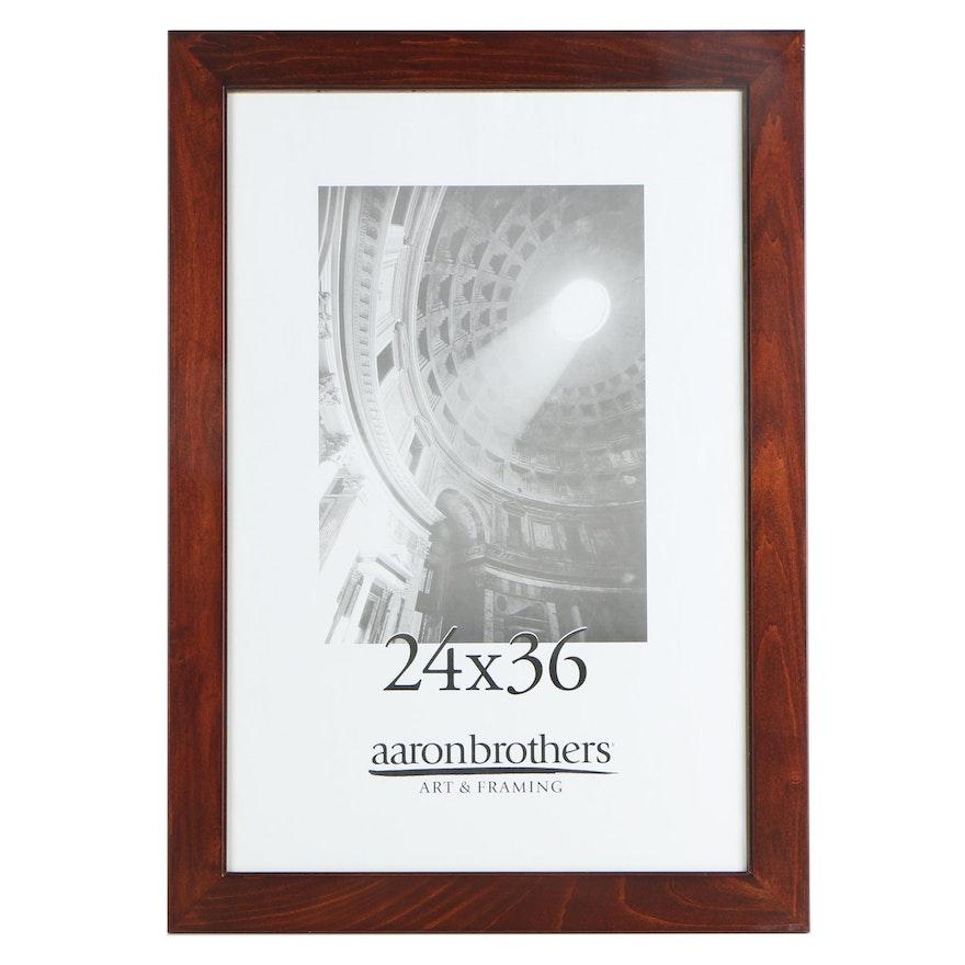 aaron brothers Wood Frame : EBTH