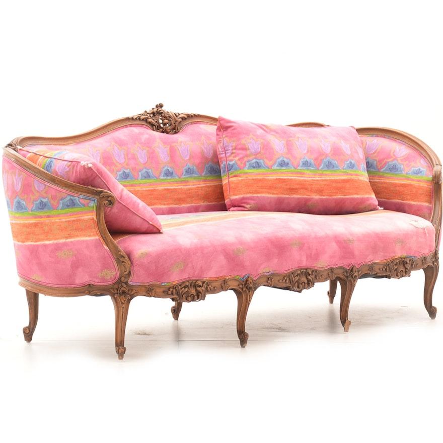 Antique Victorian Sofa
