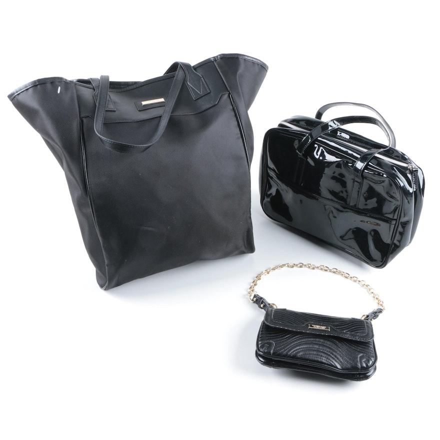 9fb9afbe58 Versace Parfums Bags and Lancome Travel Bag   EBTH
