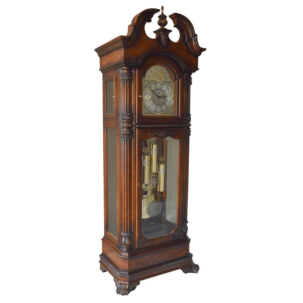Reagan Grandfather Clock by Howard Miller