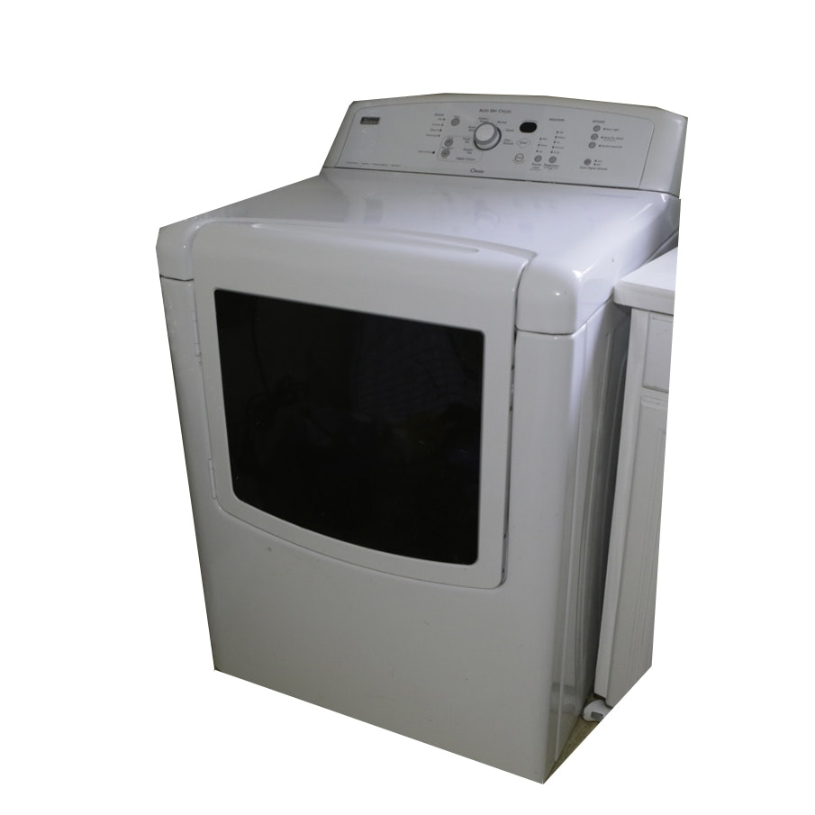 Kenmore Elite Oasis Front-Load Dryer