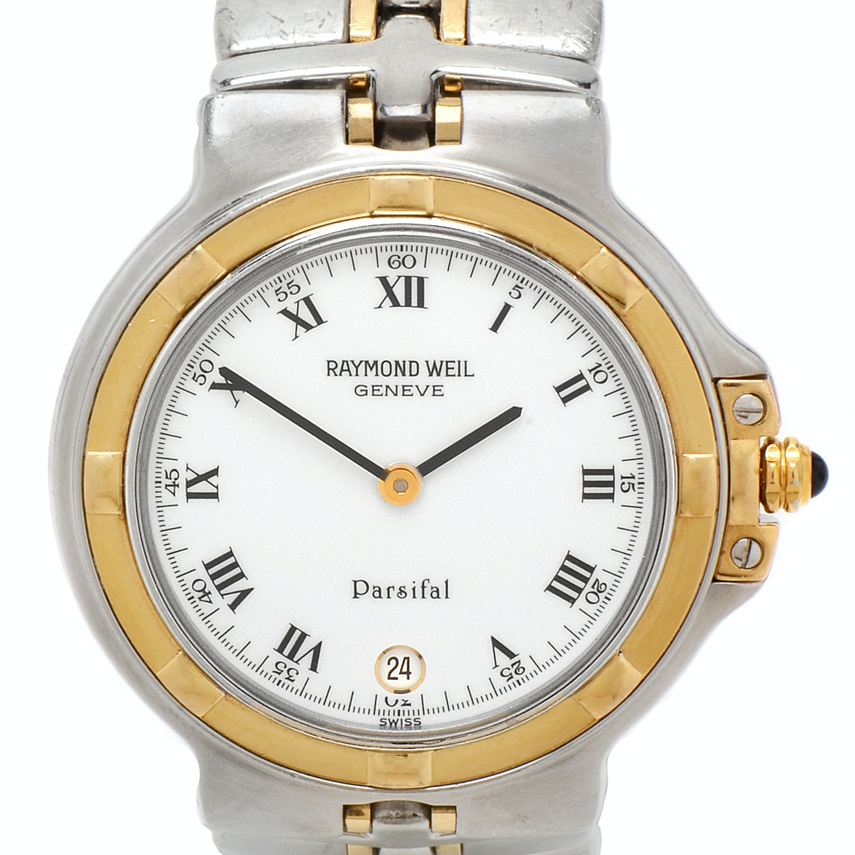 Raymond Weil Parsifal Luxury Two Tone 34MM Quartz Watch