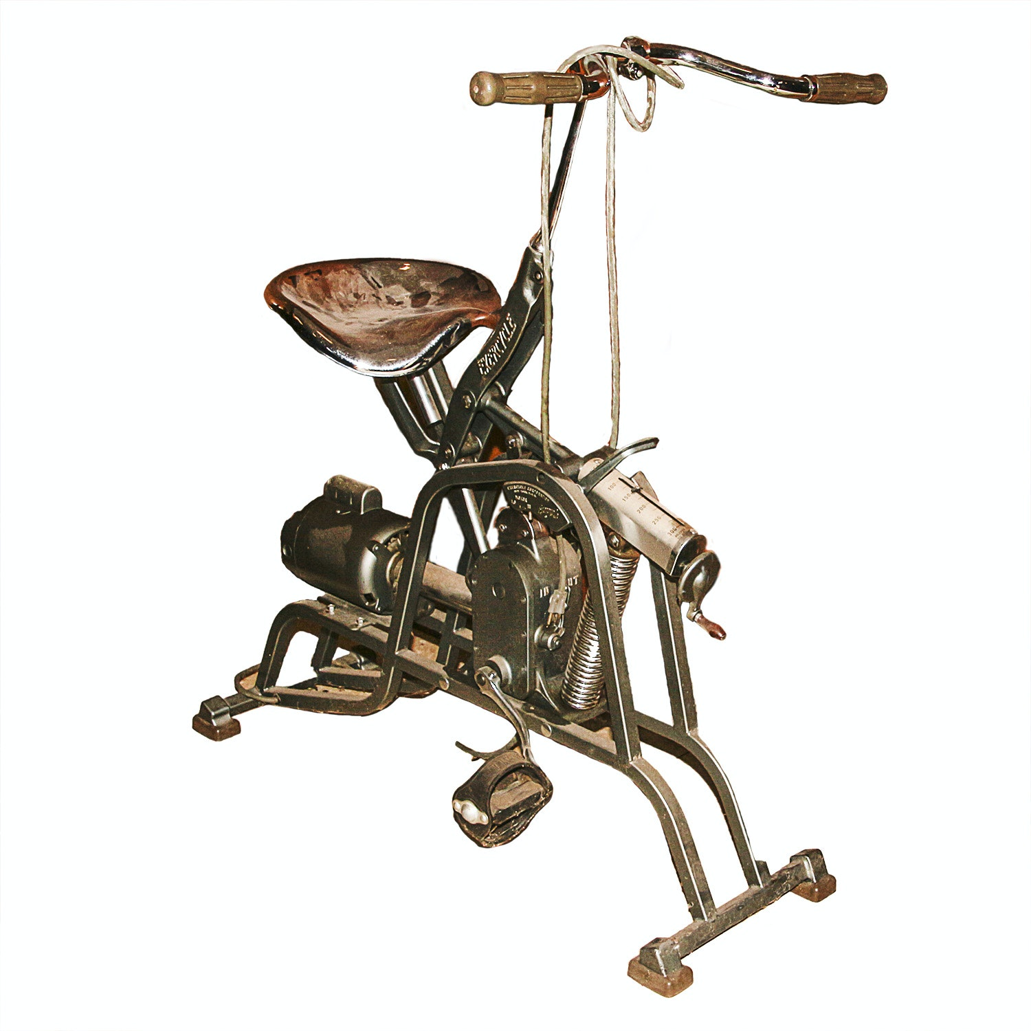 Vintage Exercycle Stationary Bike