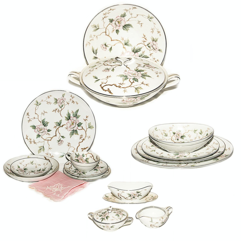 "Noritake ""Chatam"" Porcelain Tableware"