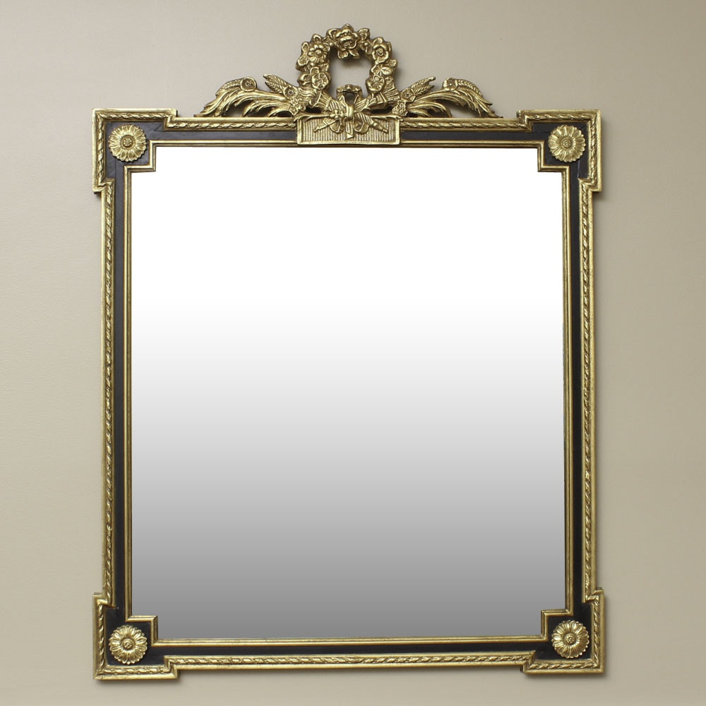 French Directoire-Style Wall Mirror
