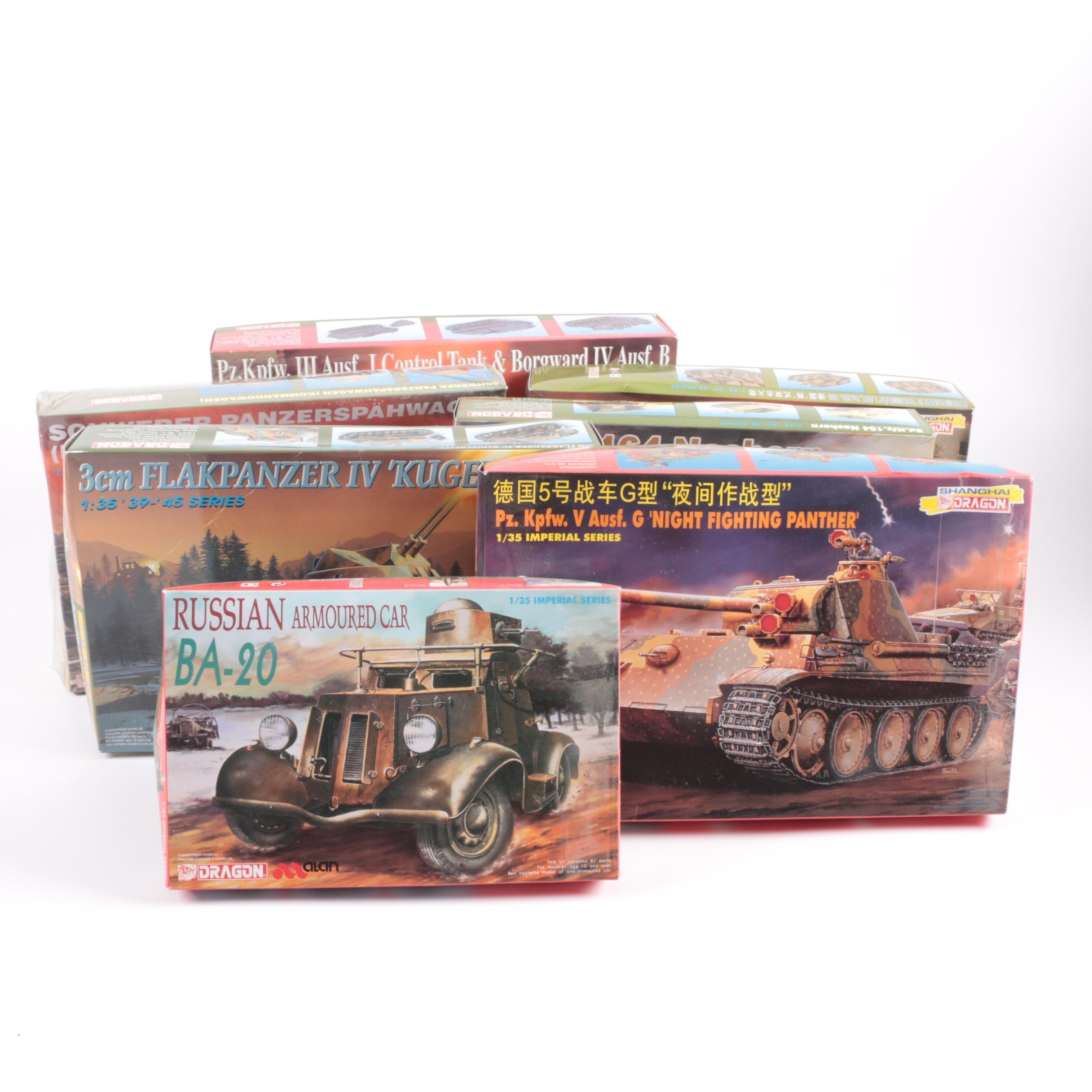 Dragon 1/35 Military Model Kits