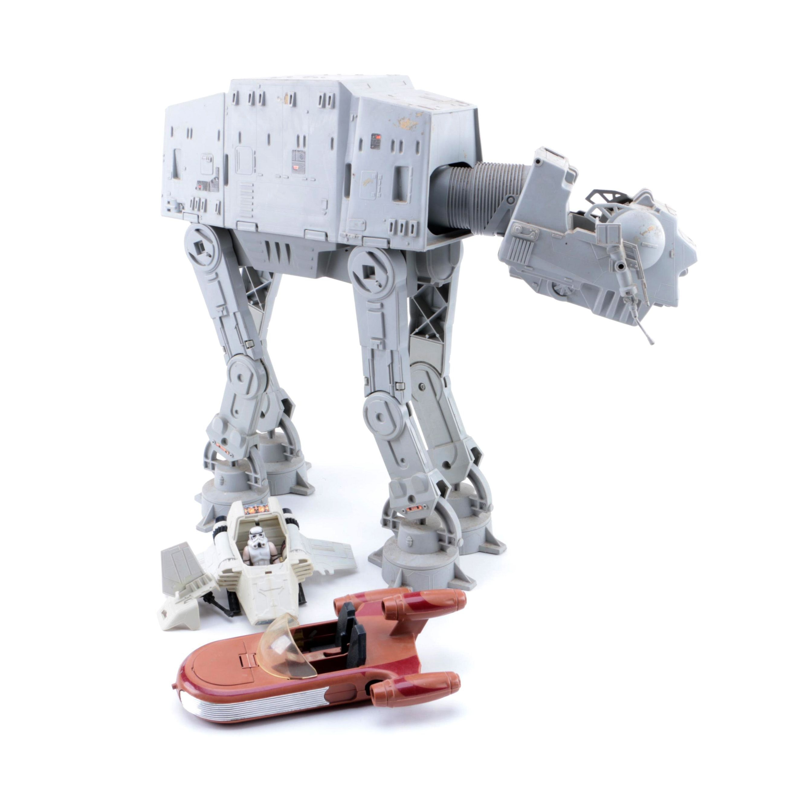 """Kenner """"Star Wars"""" AT-AT Walker and Other Vehicles"""