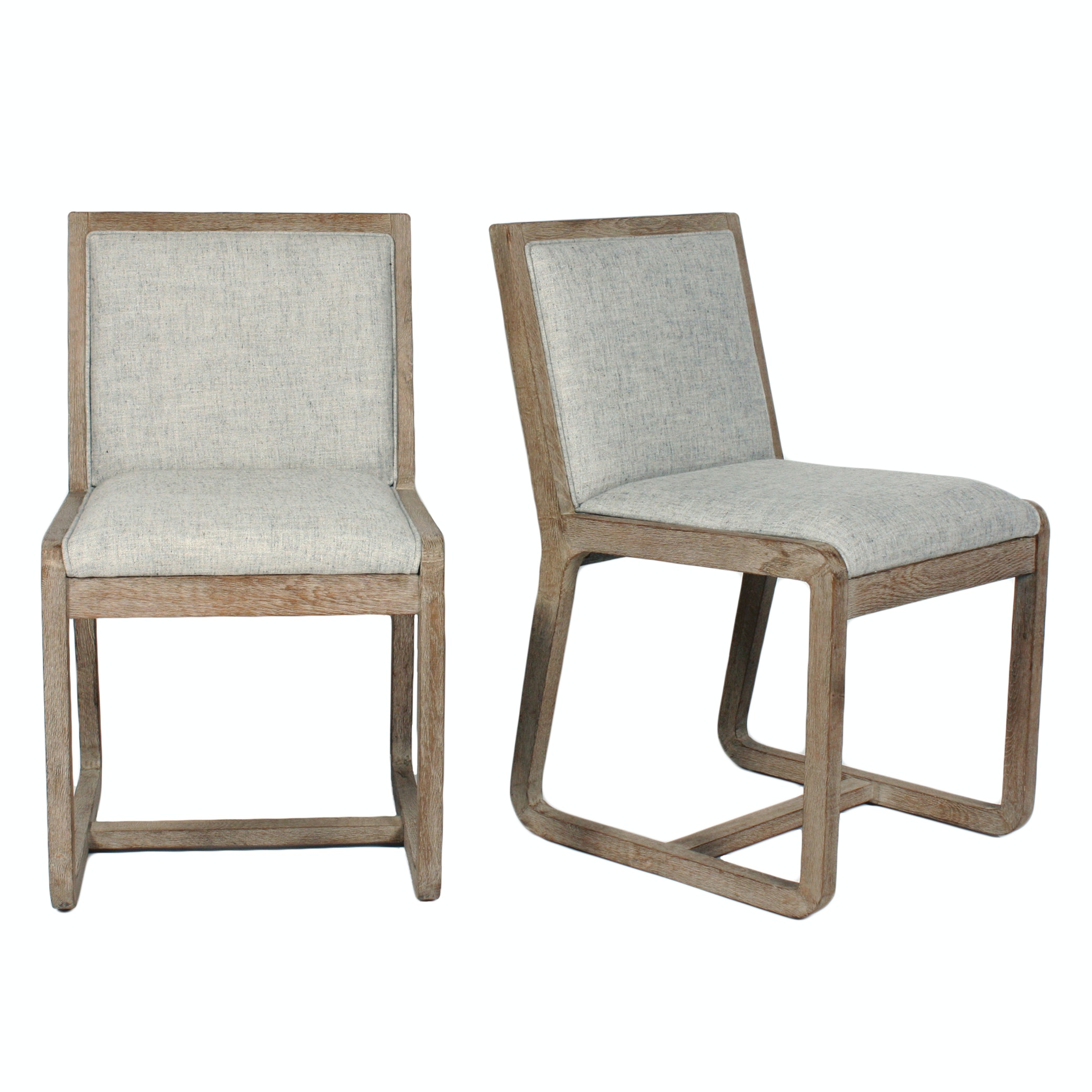 "Pair of ""Coronado"" Side Chairs by Blink Home"