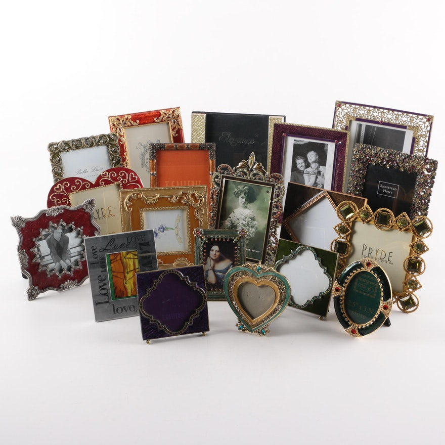 Decorative and Embellished Picture Frames : EBTH