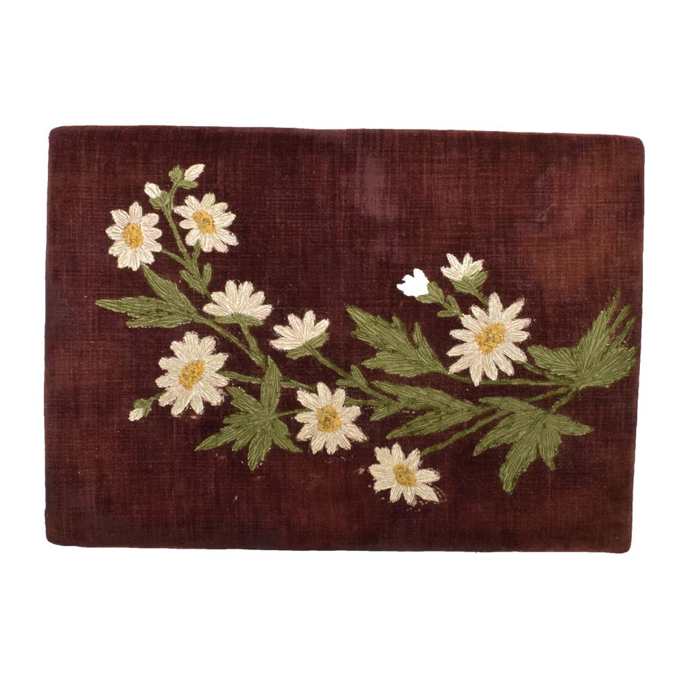 Vintage Hand Painted Plaque