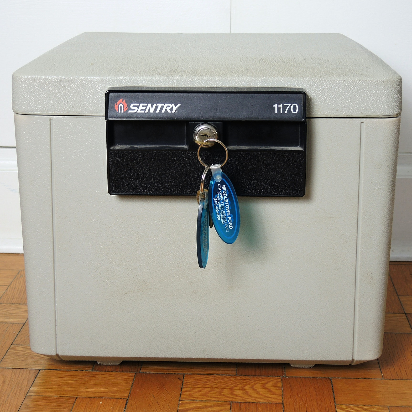 Sentry Fire-Safe Security File