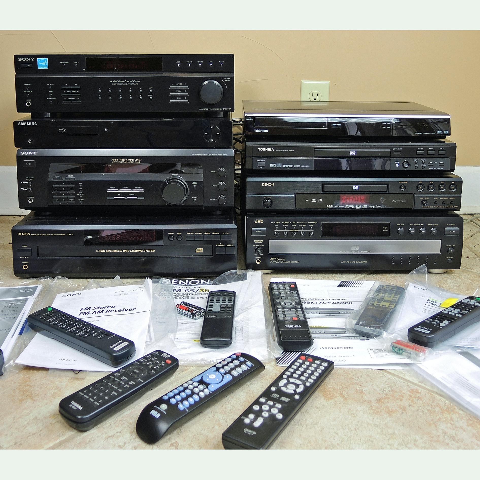 Audio Video Electronics