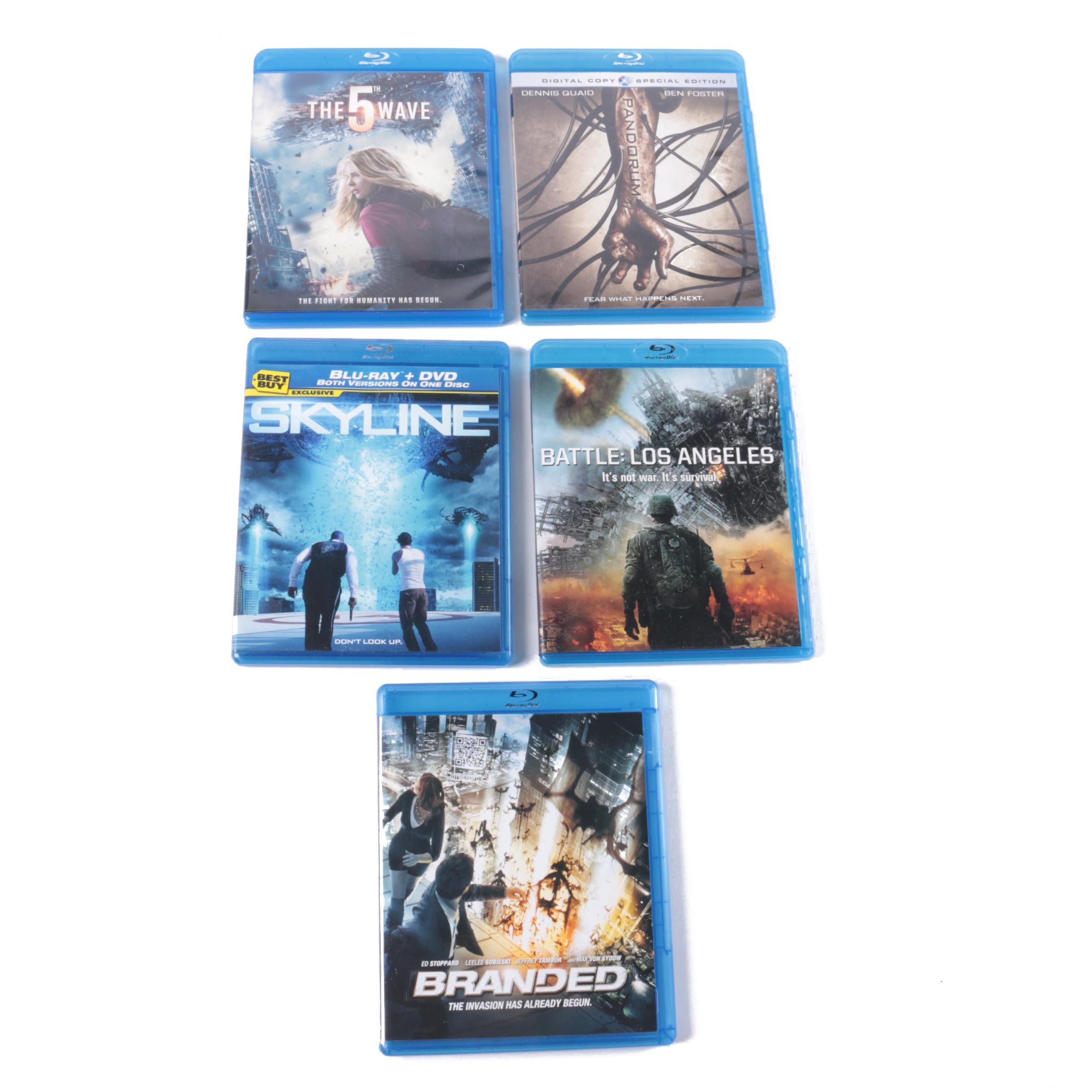 Alien Invasion Films Blu-ray Collection