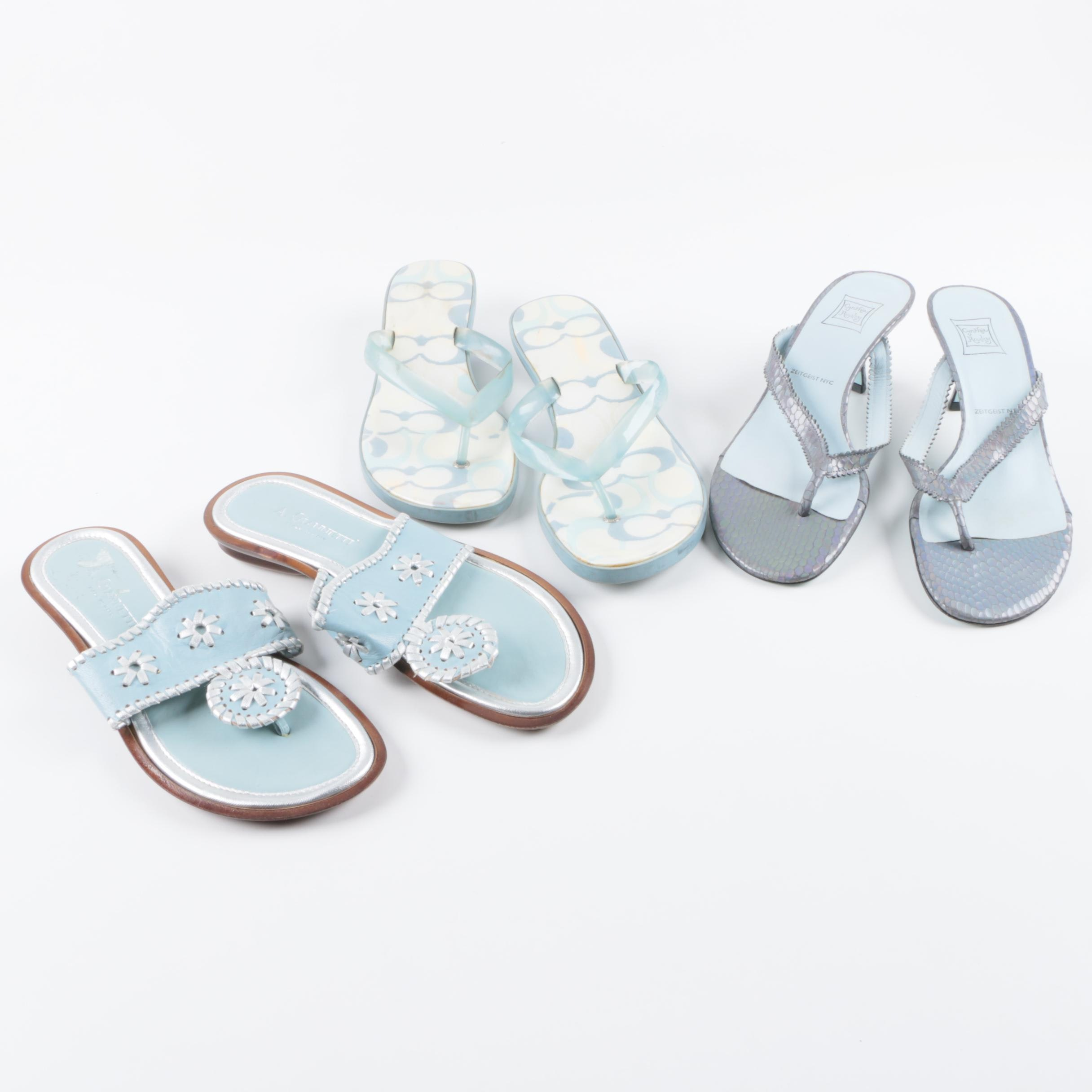 Women's Sandals, Including Cynthia Rowley