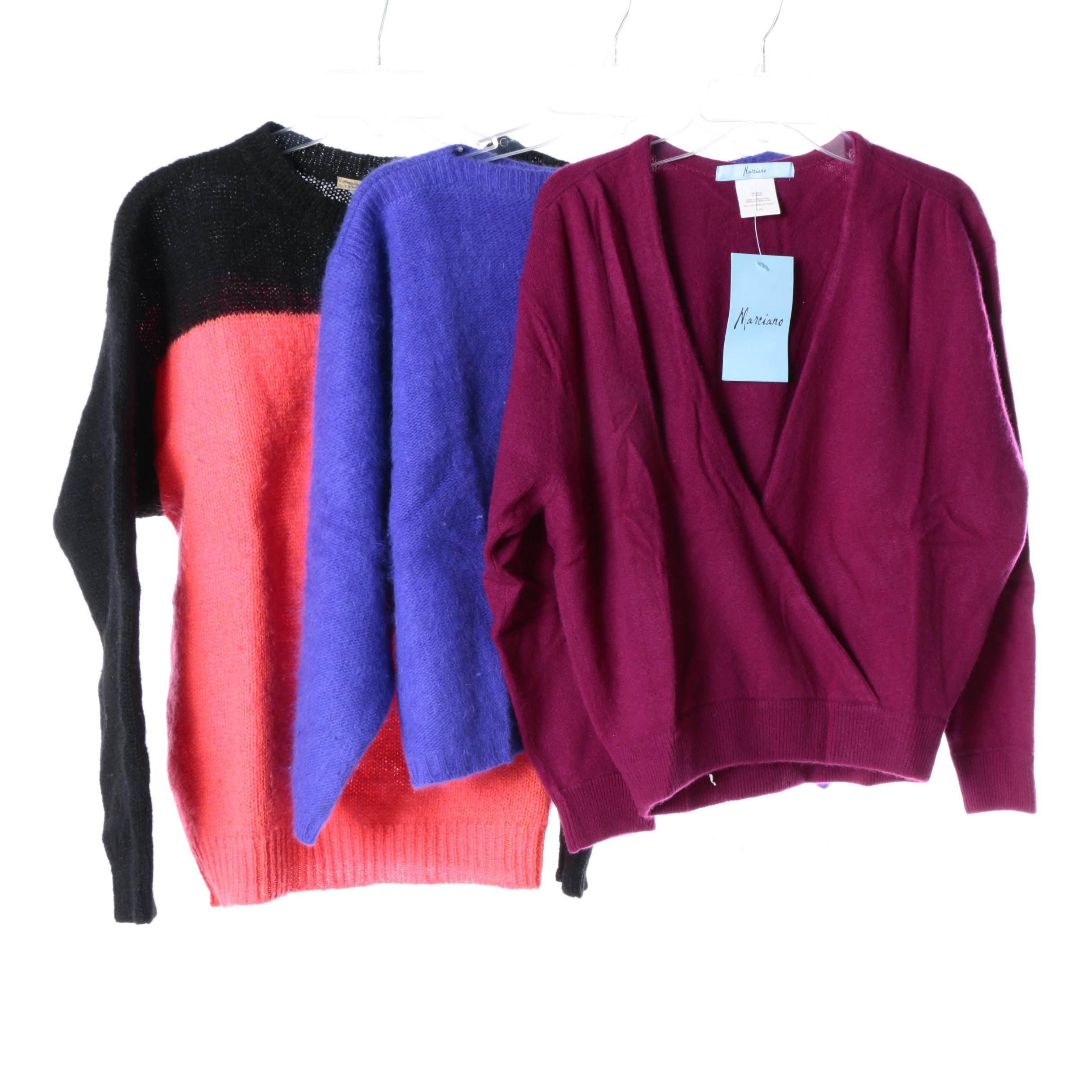 Women's Sweaters Including Marciano