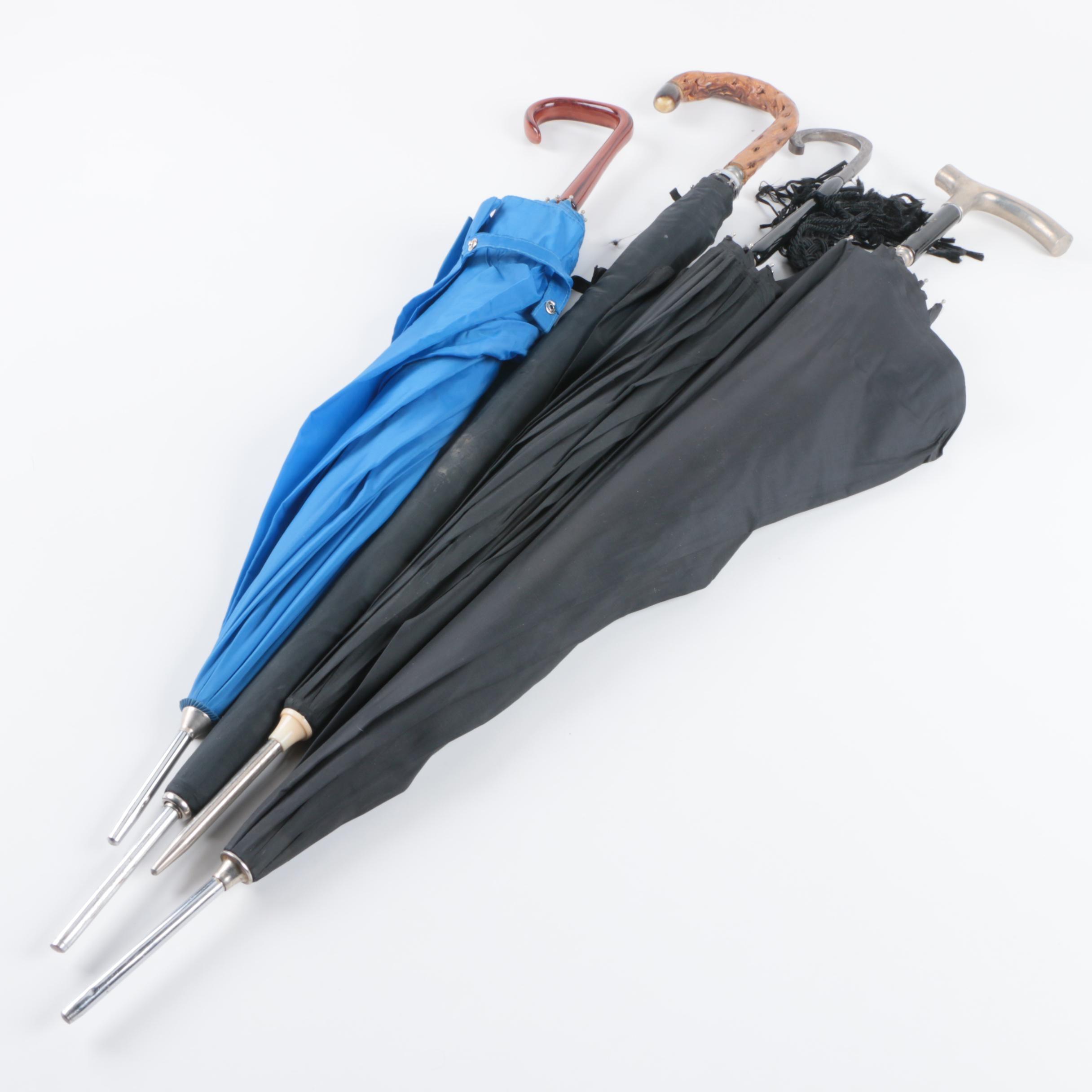 Umbrellas Including Vintage