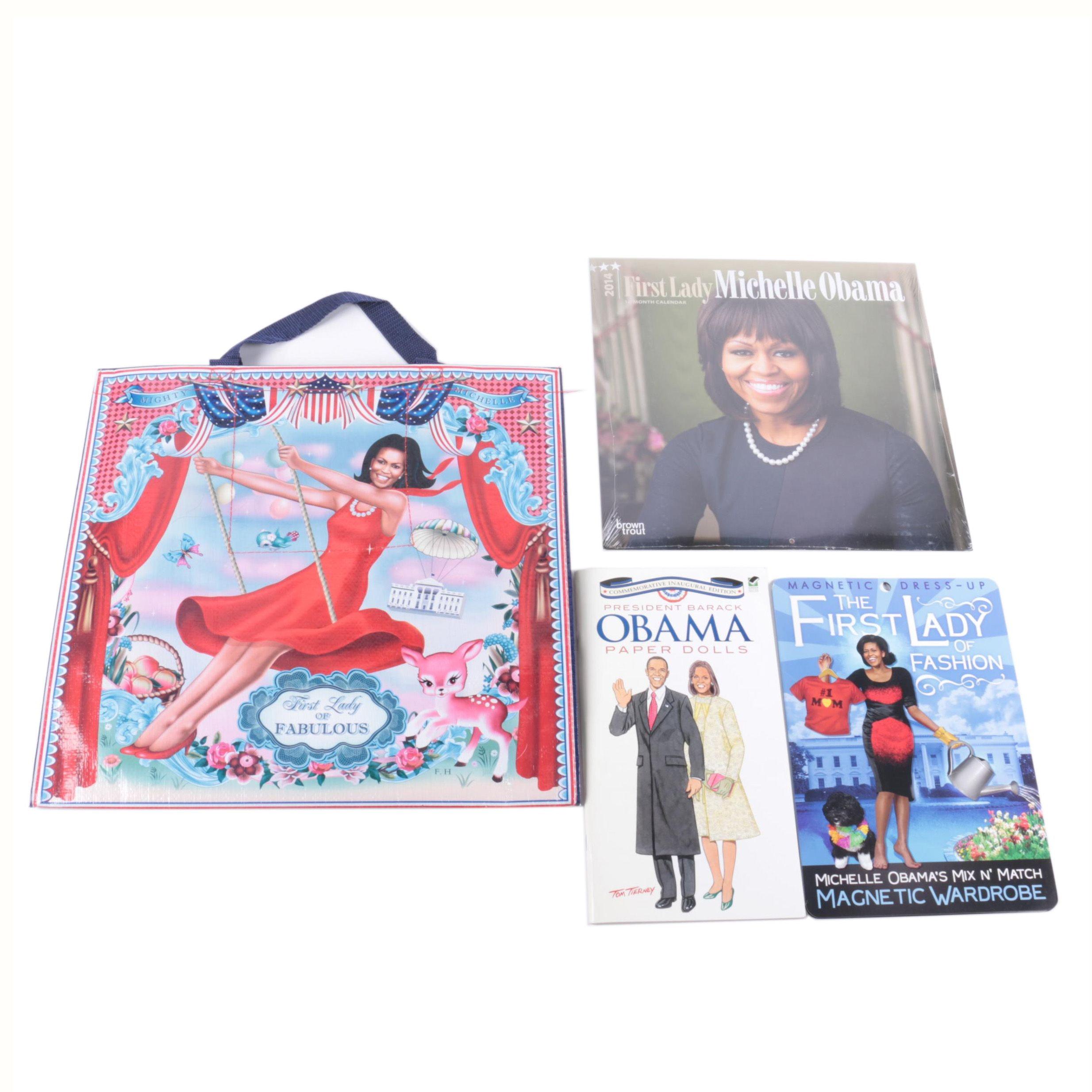Michelle Obama Memorabilia