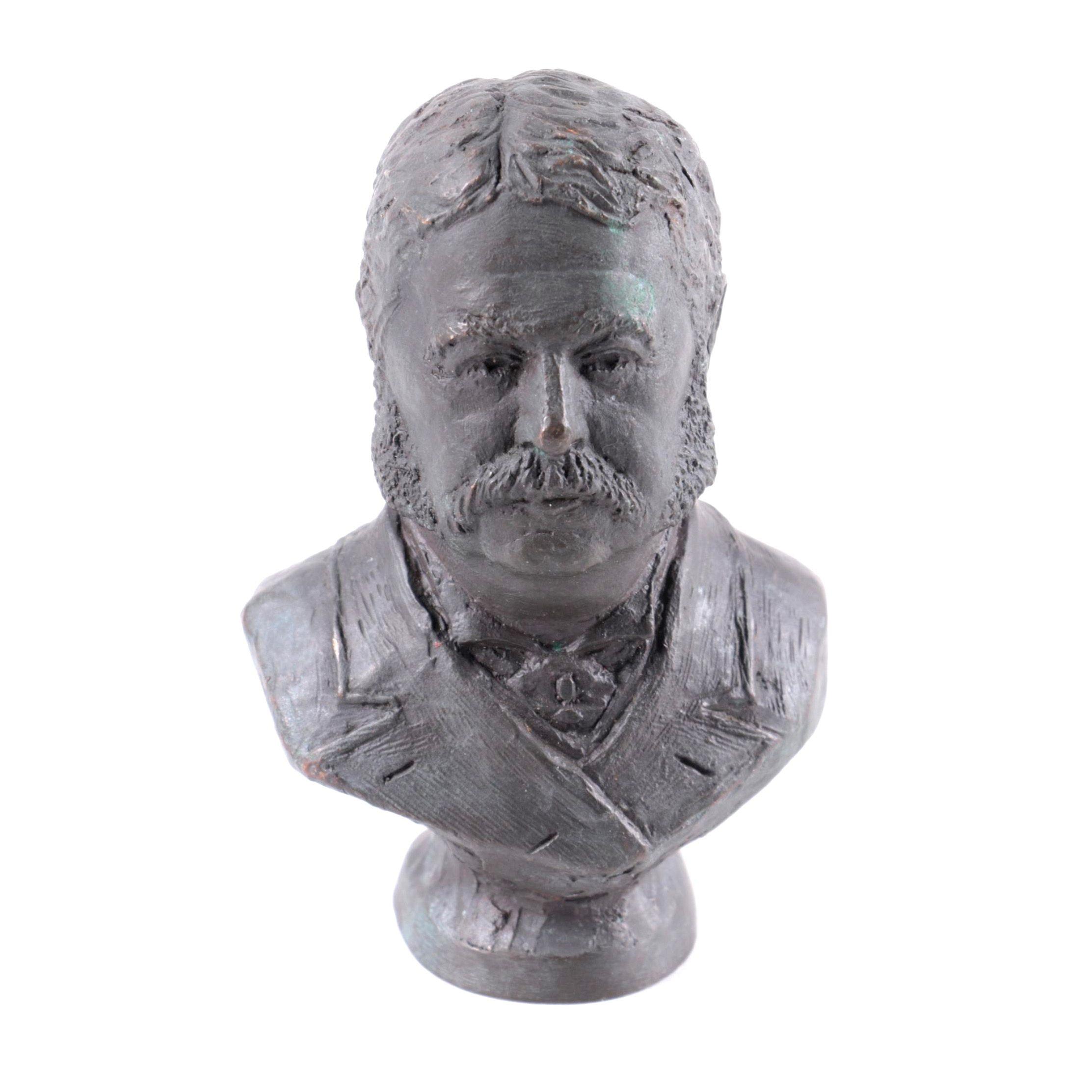President Chester Arthur Copper Bust