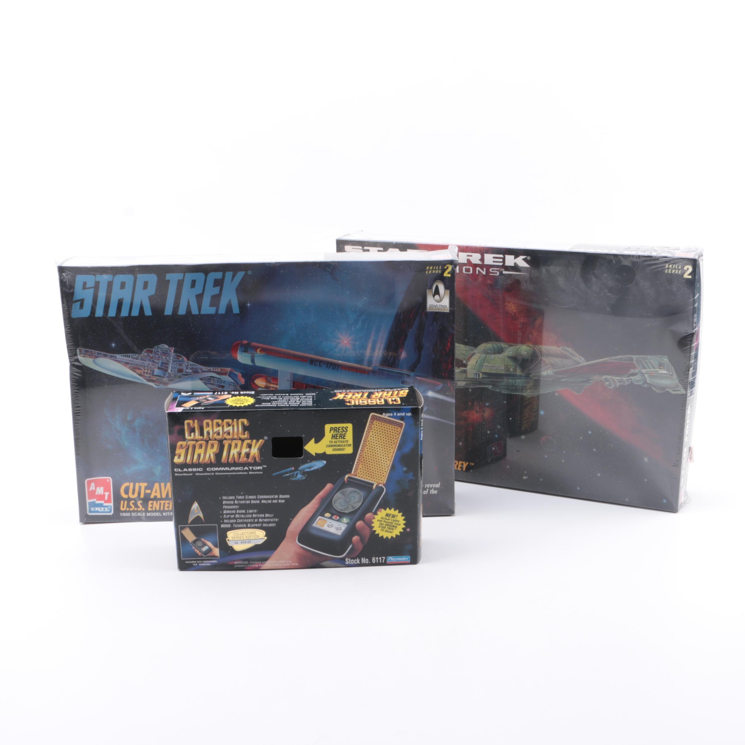 "AMT/ERTL ""Star Trek"" Model Kits"