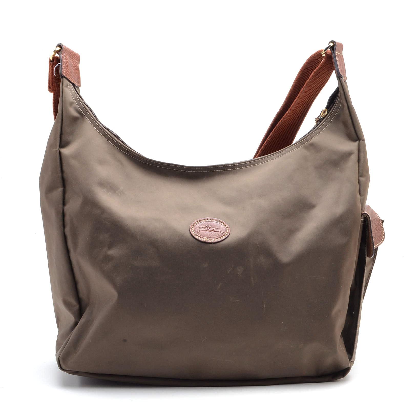 Longchamp Nylon Handbag